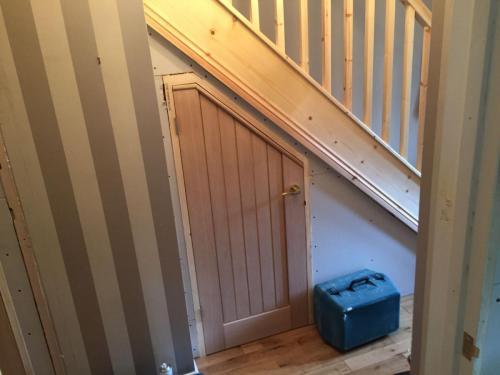 Under stair carpet